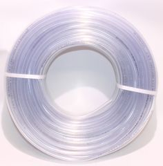 AFRISO PVC-Schlauch glasklar 4 x 1,5mm, Ring a 100m