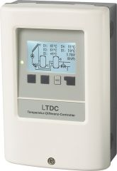 Sorel Differenztemperatur-Regler LTDC V4 fernsteuerbar