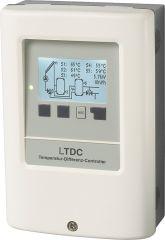 Sorel Temperatur-Differenz-Controller Sorel-LTDC-V4, 6 Sensoreingänge