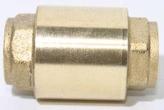 Rückschlagventil 1 1/4 beidseitig IG, max. 110°C - 900310