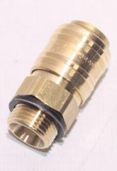 Druckluft Verschlußkupplung AG Typ 26 G 3/8