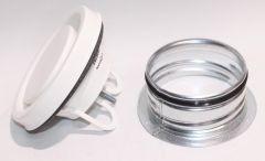 Viessmann Abluftventil DN100 Metall - 7506392