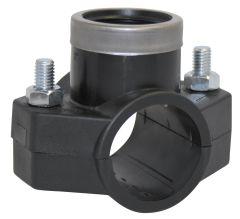 GEBO Klemmverbinder Sattelstück Typ-PS2I 50 x 1/2