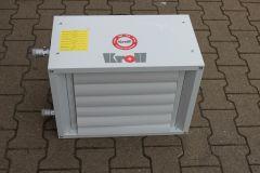 Kroll Luftheizer Typ LH220 DN25 (1) 15,2 - 16,6 kW