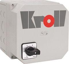 Kroll 5-Stufenschalter für max. 7 Ampere für Luftheizer 120