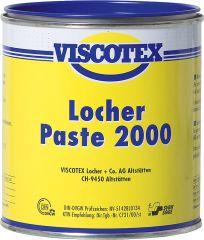 EVENES Locher-Paste 2000 / 850g Dose Dichtungspaste für Gas/Wasser DVGW in Verwendung m