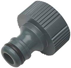Rehau Hahnverbinder G26,5mm (3/4) für 1/2-Wasserhahn