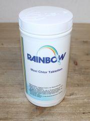 RAINBOW Maxi-Chlor-Tabletten 1,0kg Dose HerstNr. 52151
