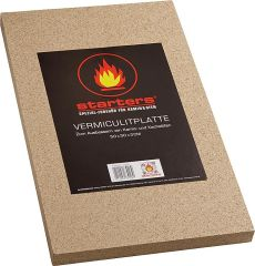 STARTERS Vermiculiteplatte 30mm stark 500 x 300mm