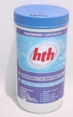 hth - Multifunktions-Chlortabletten 20g - 50140