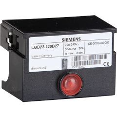 SIEMENS L und G Gasfeuerungsautomat LGB 32.330A27