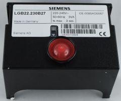 SIEMENS LundG Feuerungsautomat LGB 22.230 B27