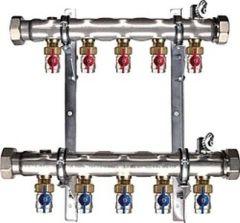 Strawa Soleverteiler Typ 37 VA, Edelstahl, DN50 2 10H