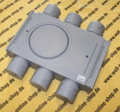 Inno-Products Flex-Verteiler PE 6-Stutzen NW75 Erweiterungsmodul