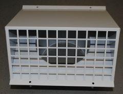 Vaillant Fassadendurchführung weiß für EPP-Rohr D 210/180mm