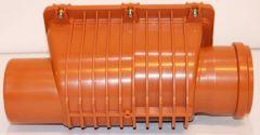 CAPRICORN Doppelklappiger Rückstauverschluss Typ2 Duoprotect 110 mm