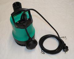 Kellerentwässerungs - Tauchpumpe Wilo-Drain TMW 32/8 Twister