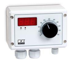 Remko Elektronischer Thermostat ETR-1 - 1011241