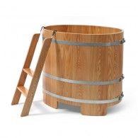 Sauna-Tauchbottich Lärche