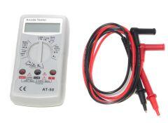 Magnesium- und Fremdstromanoden Anodenprüfgerät Typ AT-50