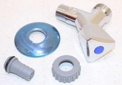 NIL Geräteanschluss-Ventil DN 15 (1/2)