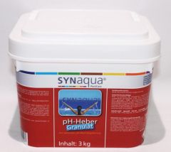 Synaqua ph-Heber Granulat 3kg