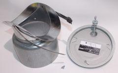 Steinen Zugbegrenzer Abgasrohr WSZ 3 130mm