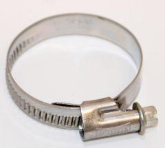 Evenes Schlauchschelle 12 mm breit V2A - TORRO 140-160/1274