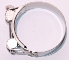 EVENES Gelenkbolzenschellen Stahl verz. - W1 Bandbreite 20 mm / Dm 32-35 mm