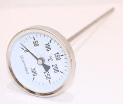 Afriso Rauchgasthermometer, Typ RT 80/300, 0-300°C