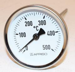 Afriso Rauchgasthermometer, Typ RT 80/300, 0-500°C