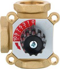 BARBERI 3-Wegemischer Easyflow Mix 460 DN40(11/2)IG, KV26, Messing
