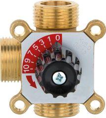 3-Wege-Mischer THERMOMIX LK 840, D20A DN20 3/4 Kvs 2,5