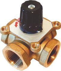 4-Wege-Mischer Easyflow Mix, Typ 450 DN25 1