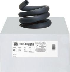 WS Hochtemperatur-Solarisolierung 22mm Dämmdicke 19mm 1 Karton 10m endlos