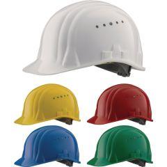 Bauschutzhelm weiß Baumeister nach EN 397