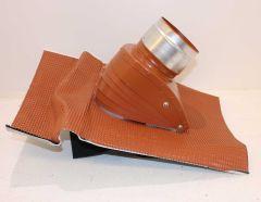 Geba Dachhaube Steildach für Raumentlüftung Typ SDL 100/125