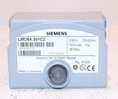 Siemens Digitaler Ölfeuerungsautomat LMO 64.301 C2 ersetzt A2
