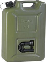 HÜNERSDORFF Profi - Kanister 20 Liter, Kunststoff 165x350x495mm