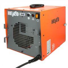 HEYZO Luftreiniger Paket inklusive Schlauch, Ansaugstutzen, Feinstaubfilter