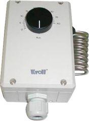 Kroll Raumthermostat RTI extern, 10m Kabel und Stecker