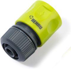 Rehau Schlauchverbinder 13mm (1/2) und 15mm (5/8)-Schläuch