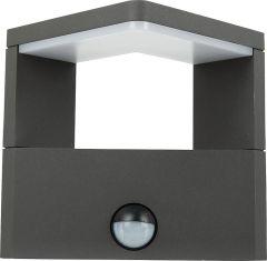 LED-Wandleuchte Bonita mit Bewegungsmelder