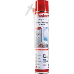 Fischer Schnellmontageschaum PU S 750 ca. 45l 040301