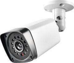 Kamera-Attrappe KA20 für innen und außen mit Blinklicht