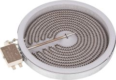 Evenes HiLight-Heizkörper Einkreis 1800W-230V, d=180mm