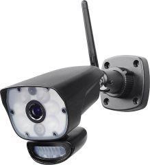 PENTATECH Zusatz Funk-Überwachungskamera passend zu DW700