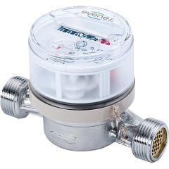 Evenes Wasserzähler Typ ETKD für Kaltwasser bis 30 C Qn 1,5m