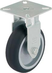 BLICKLE Bockrolle BPA-TPA 50G tragfähigkeit 50 kg Rad D= 50mm, Plattengröße 60x60