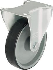 Blickle Bockrolle Polyurethan d=200mm,Tragfähigkeit 300kg